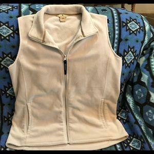 Woman's fleece vest in great condition.